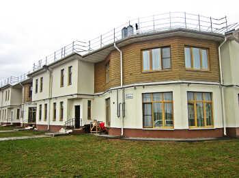 Многоквартирные дома в ЖК Петровская Мельница